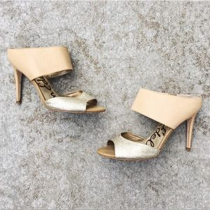 Sam Edelman Scotti Open Toe Mule Sandals